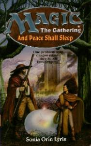 PEACE SHALL SLEEP
