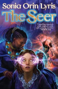 Book Cover: The Seer, by Sonia Orin Lyris